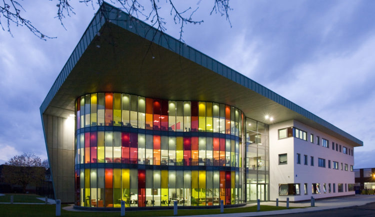 Sixth Form Centre, B.T.H.