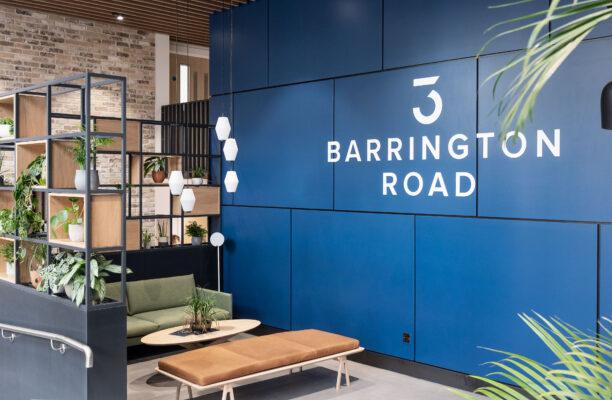 3 Barrington Road
