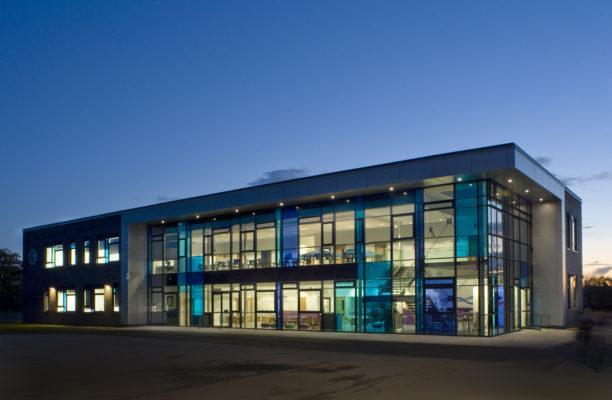 Sixth Form Centre, P.H.S.