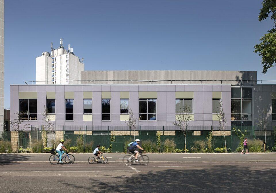 NAS Vanguard School