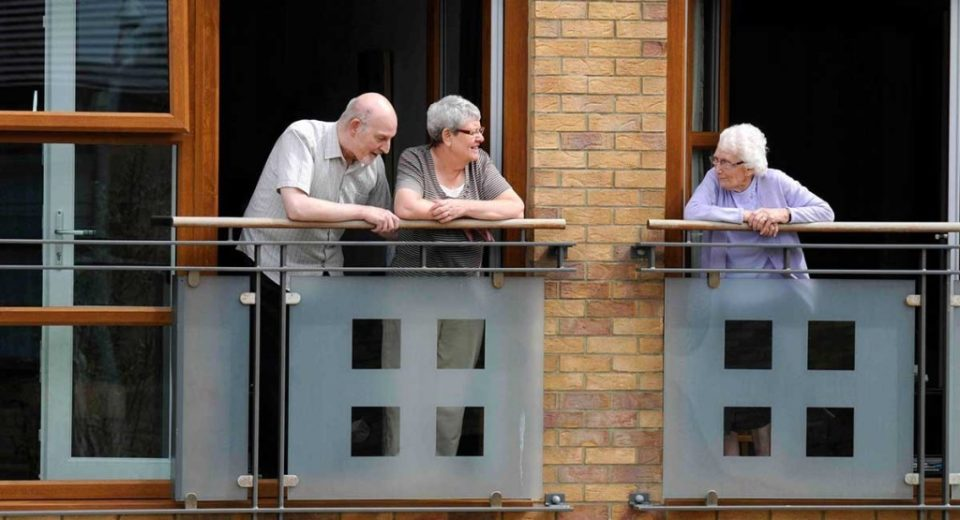 Better living in later life