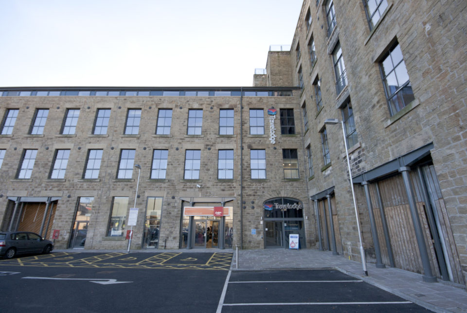 Howard Town Mill