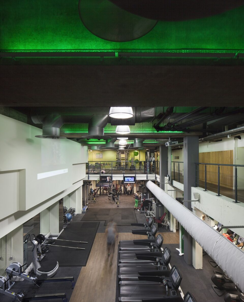 Nuffield Fitness and Wellbeing Gym