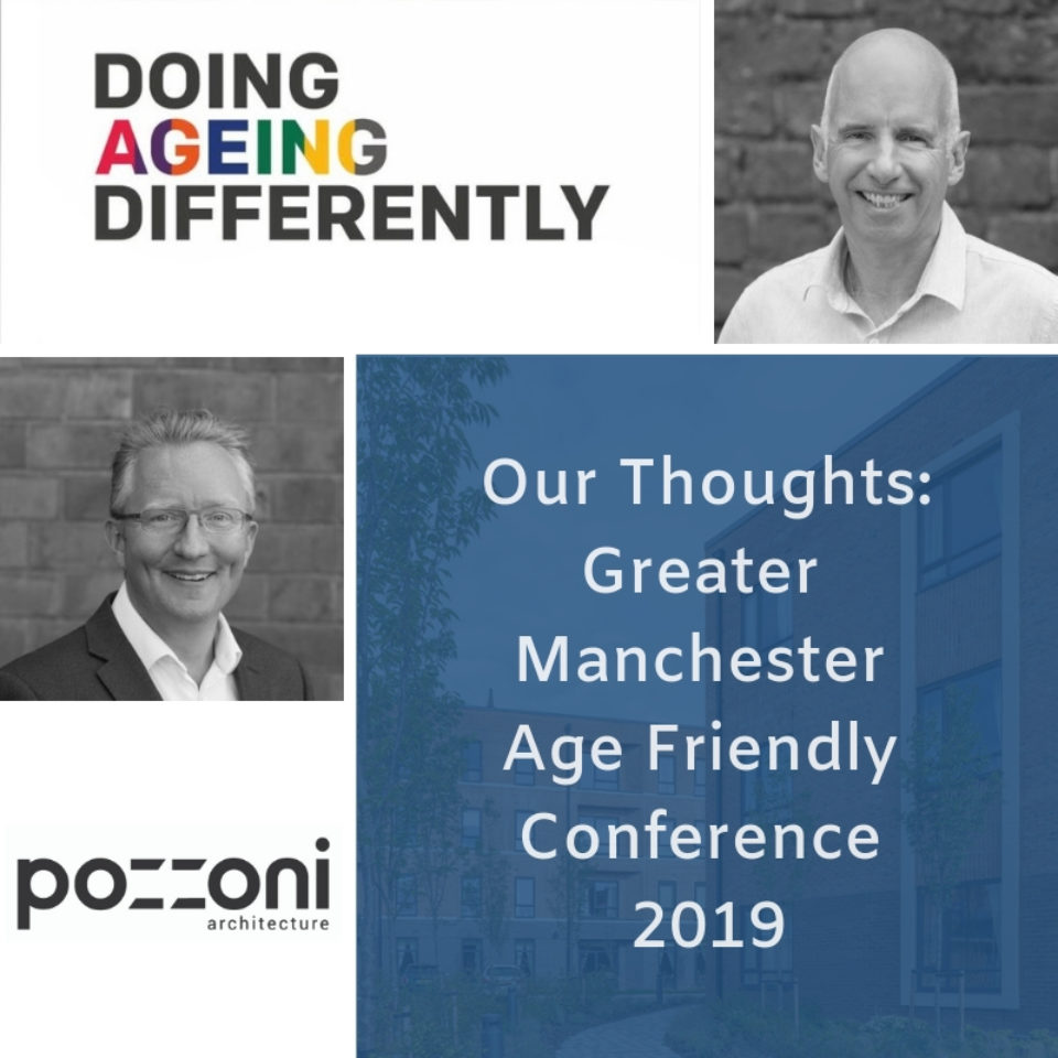 Our Thoughts: GM Ageing Hub Conference 2019