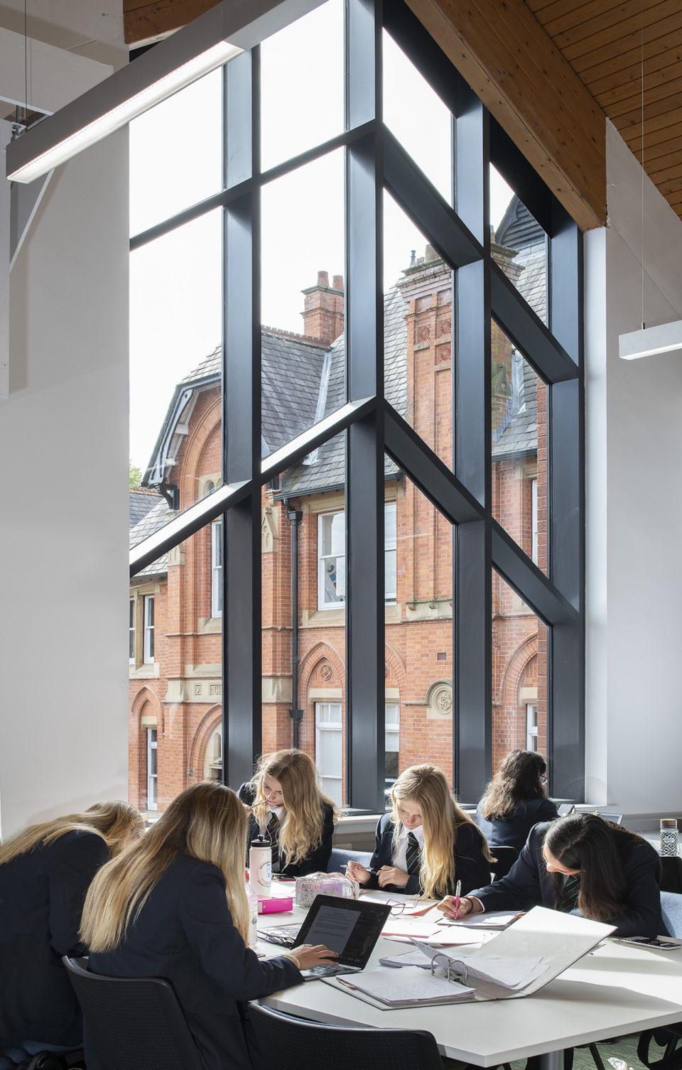 Cheadle Hulme School Sixth Form Centre