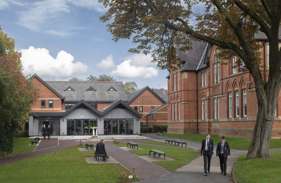 Dedicated 6th Form Centre provides new lease of life  for Cheadle students