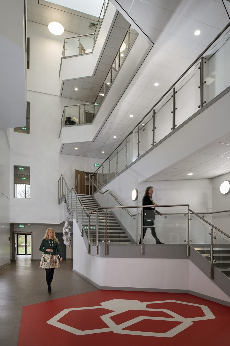 First look inside Didsbury's newest secondary school