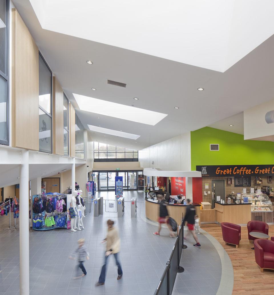 Herons Leisure Centre