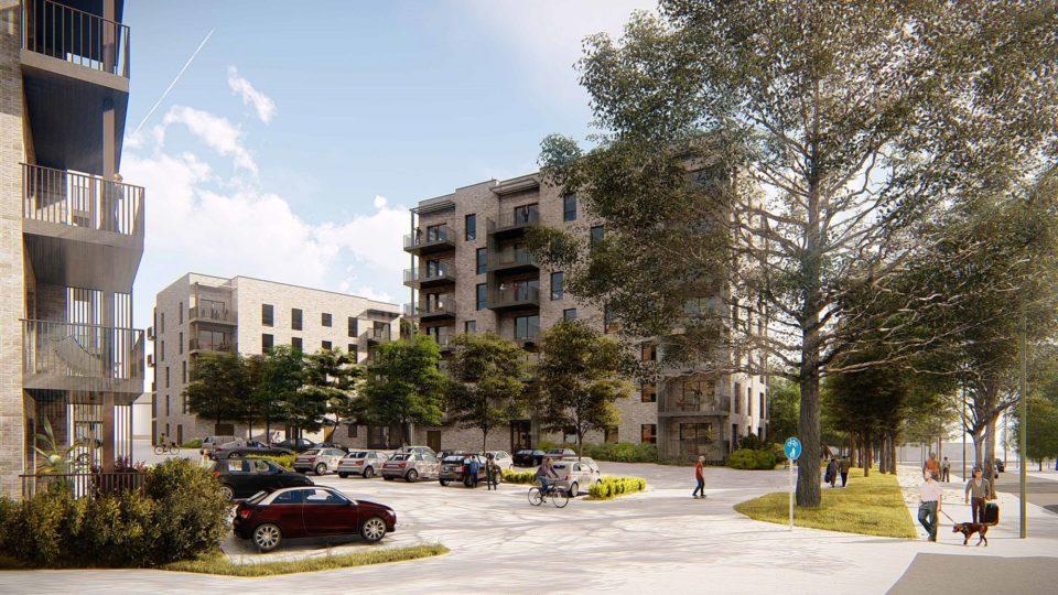 Metropolitan Thames Valley Secures Council Approval for Barnet Regeneration