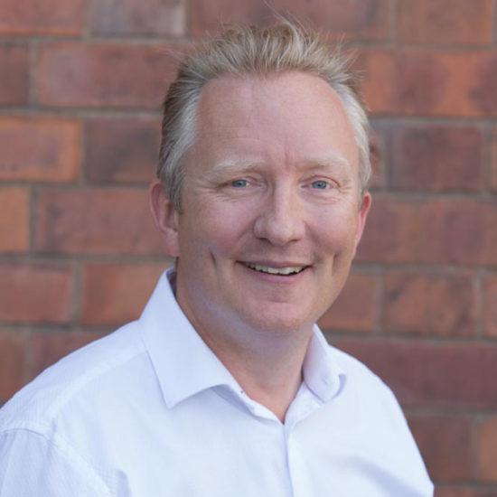 Nigel Saunders