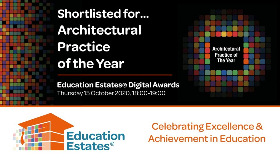 Shortlisted for two Education Estates Awards!