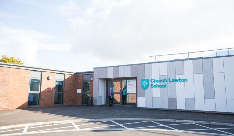 Church Lawton ASC School
