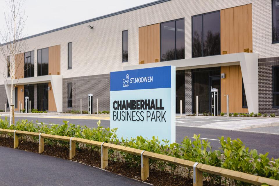 Chamberhall Business Park