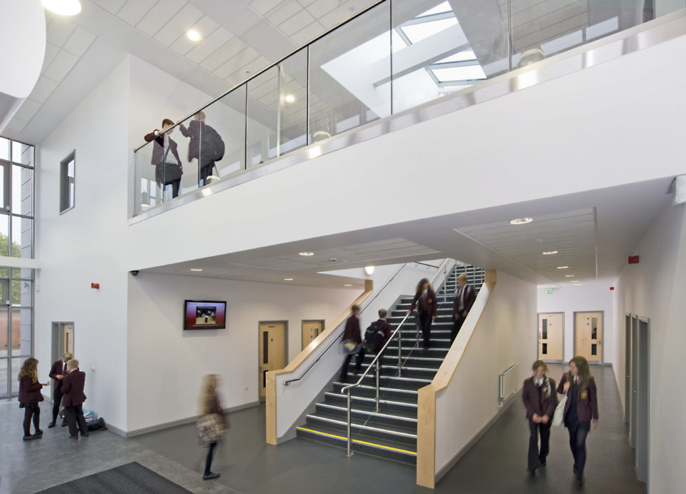 Learning Resource Centre, T.H.S.