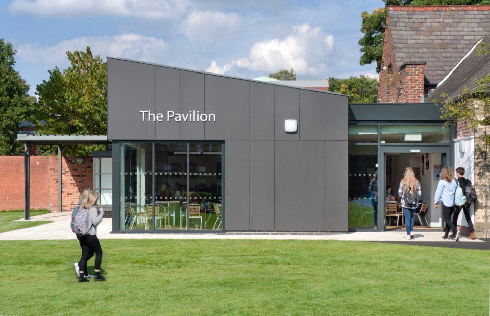 The Pavillion