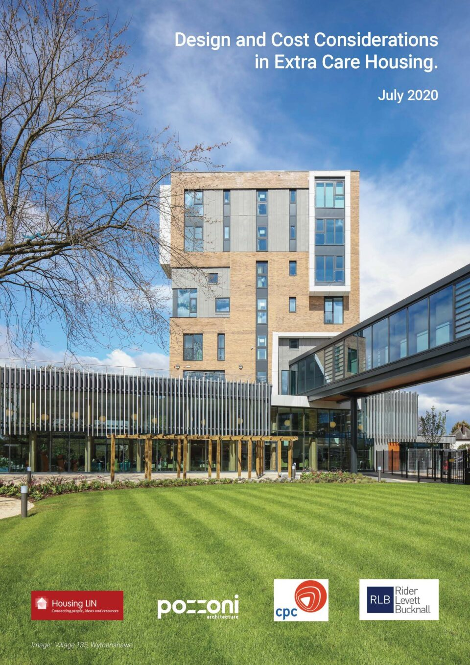 'Designing extra care environments calls for a more considered approach' by Damian Utton